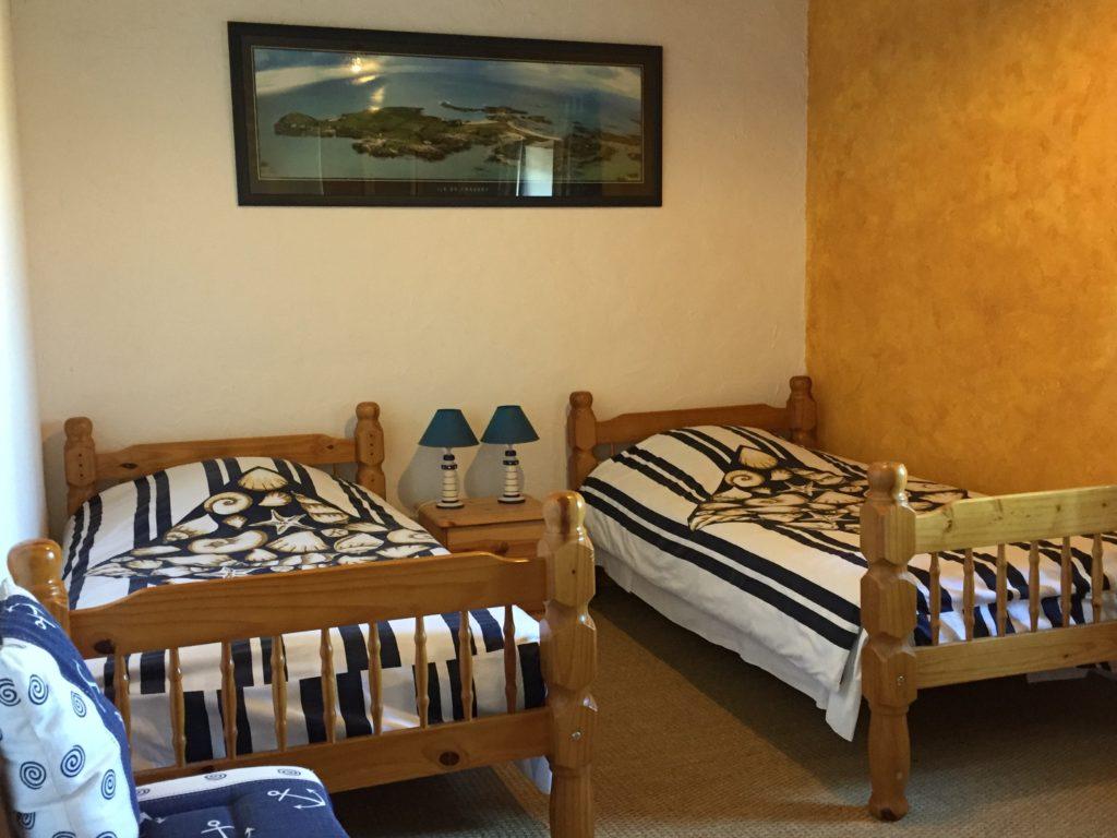 87c126d7c6b 2 chambres pour 4 à 6 personnes (50m²).